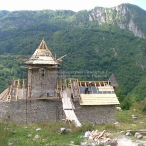 Manastir Dovolja, HRONOLOGIJA GRADNJE 114