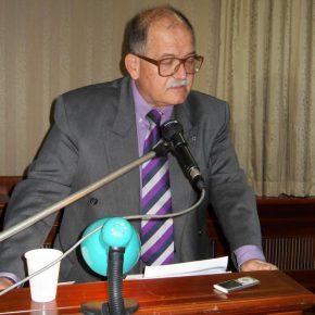 13. Naučni skup. Prof. dr Darko Tanasković