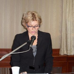 13. Naučni skup. Prof. dr Ema Miljković