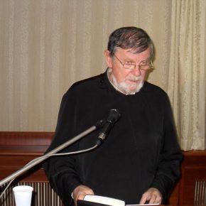 13. Naučni skup. Prof. dr Predrag Puzović