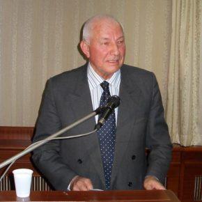 13. Naučni skup. Prof. dr Slobodan Mišović
