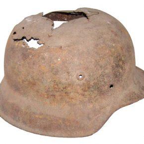 Њемачки шлем, II свјетски рат