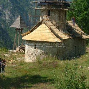 Manastir Dovolja, HRONOLOGIJA GRADNJE 115