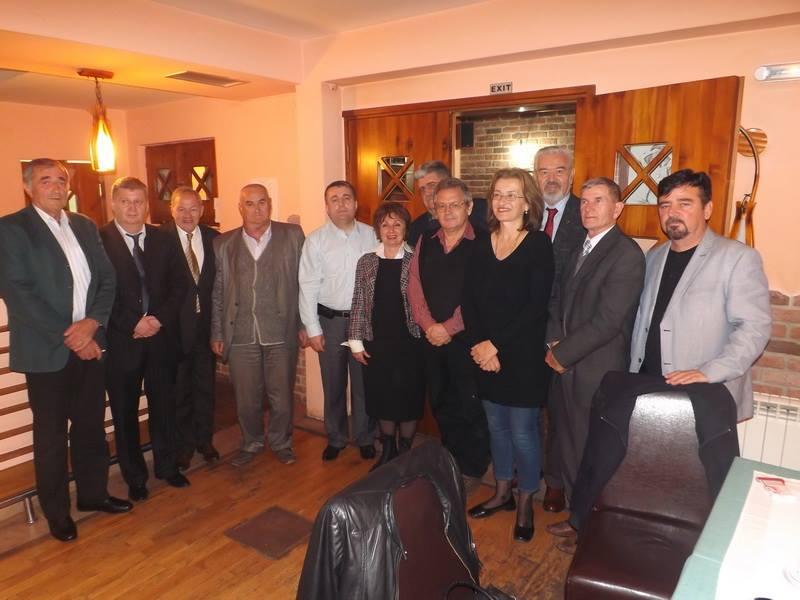 Naučni skup XIV, učesnici