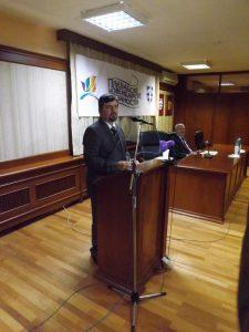 Radoman Risto Manojlović (direktor JU Zavičajni muzej Pljevlja)