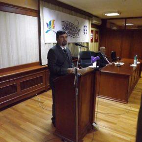 Научни скуп XIV, Радоман Ристо Манојловић