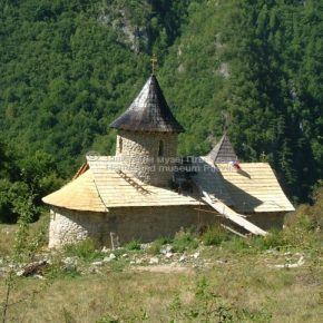 Manastir Dovolja, kraj XIII vijeka