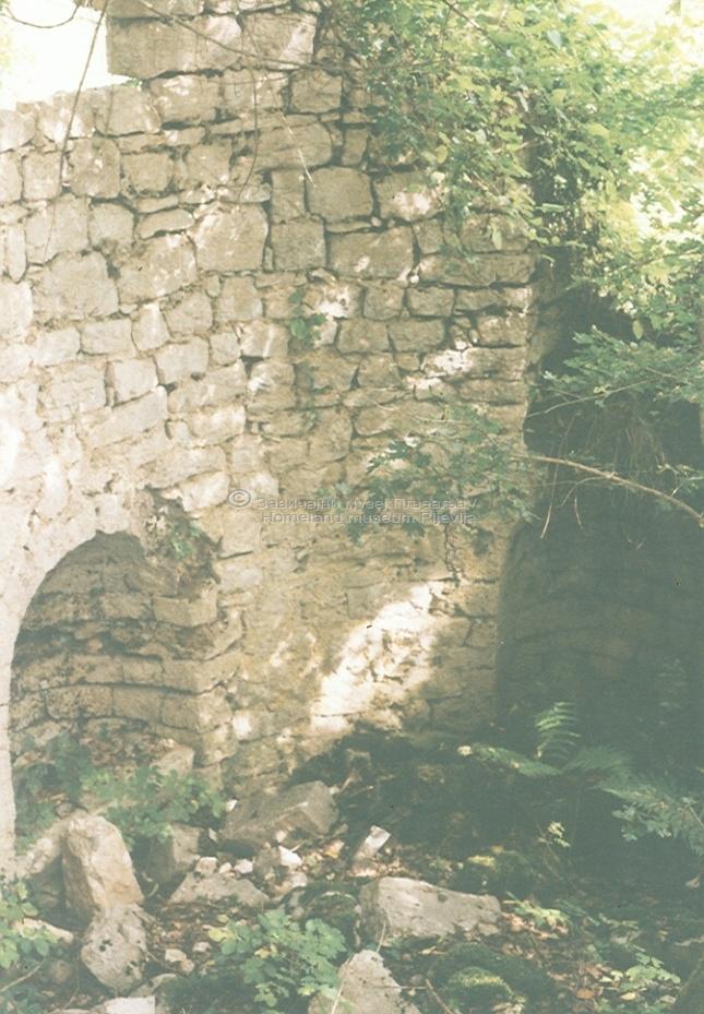Манастир Довоља, ХРОНОЛОГИЈА ГРАДЊЕ 17