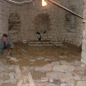 Manastir Dovolja - obnova 1