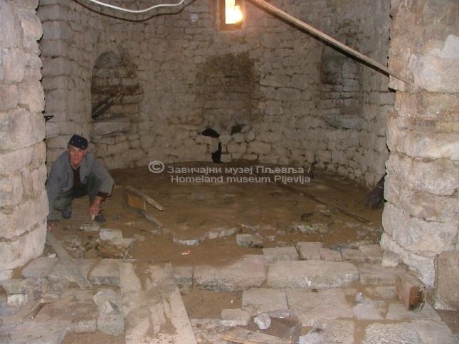 Манастир Довоља - обнова 1