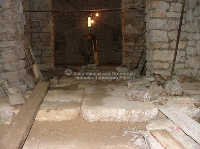 Манастир Довоља - обнова 2