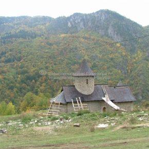 Манастир Довоља - обнова