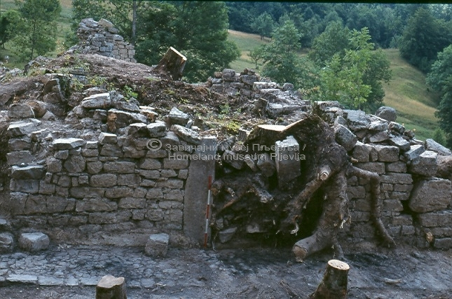 Манастир Довоља, ХРОНОЛОГИЈА ГРАДЊЕ 24