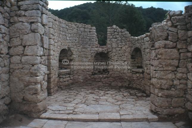 Манастир Довоља, ХРОНОЛОГИЈА ГРАДЊЕ 33