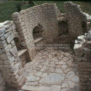 Manastir Dovolja, HRONOLOGIJA GRADNJE 40