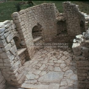 Манастир Довоља, ХРОНОЛОГИЈА ГРАДЊЕ 40