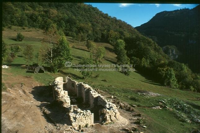 Манастир Довоља, ХРОНОЛОГИЈА ГРАДЊЕ 41