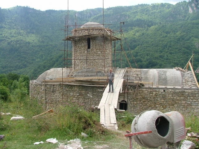Манастир Довоља, ХРОНОЛОГИЈА ГРАДЊЕ 65