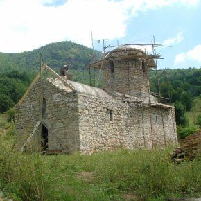 Manastir Dovolja, HRONOLOGIJA GRADNJE 68