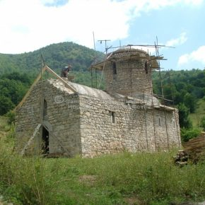 Манастир Довоља, ХРОНОЛОГИЈА ГРАДЊЕ 68