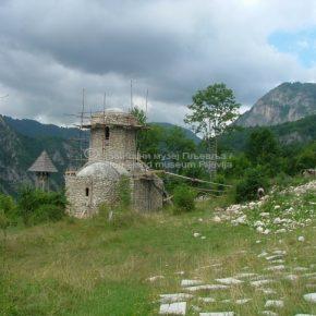 Manastir Dovolja, HRONOLOGIJA GRADNJE 74