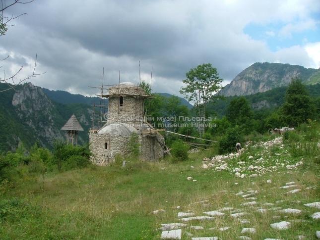 Манастир Довоља, ХРОНОЛОГИЈА ГРАДЊЕ 74