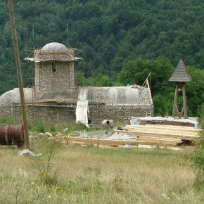 Manastir Dovolja, HRONOLOGIJA GRADNJE 77