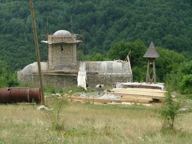 Манастир Довоља, ХРОНОЛОГИЈА ГРАДЊЕ 77