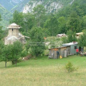 Manastir Dovolja, HRONOLOGIJA GRADNJE 85