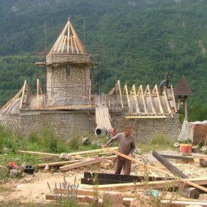 Манастир Довоља, ХРОНОЛОГИЈА ГРАДЊЕ 91