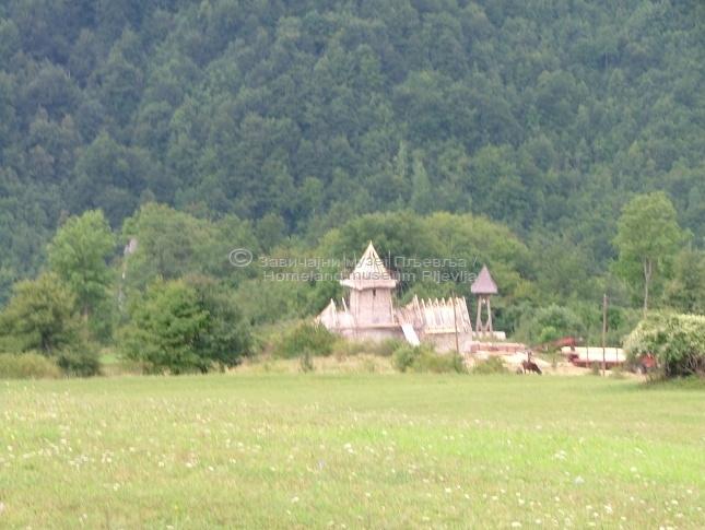 Манастир Довоља, ХРОНОЛОГИЈА ГРАДЊЕ 98
