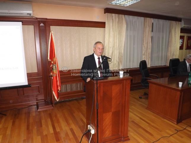 Научни скуп XV, проф. др Милан Мијалковски (Београд)