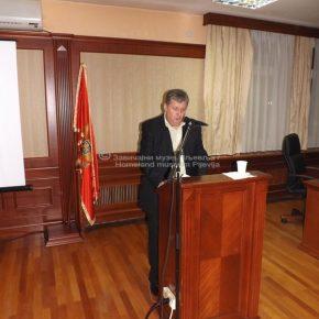 Naučni skup XV, dr Žarko Leković (Istorijski institut, Podgorica)