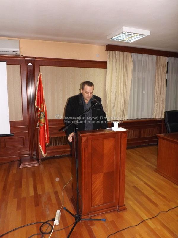 Научни скуп XV, мр Мехмедалија Нухић (Лукавац, Босна и Херцеговина)