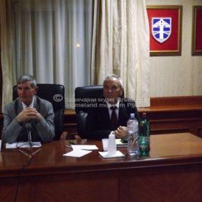 Научни скуп XV, Предсједавајући: Салих Селимовић, проф. и проф. др Милан Мијалковски (друго вече)