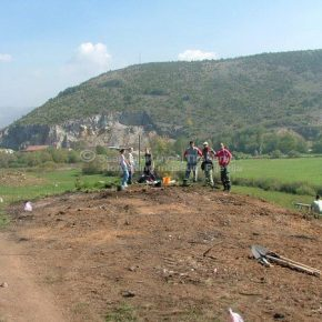 Komini, arheološka iskopavanja 2007.god.-1
