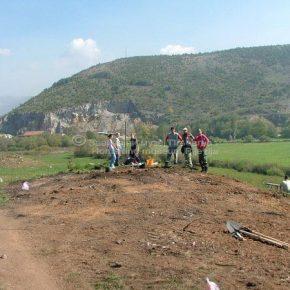 Комини, археолошка ископавања 2007.год.-1