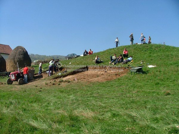 Комини, археолошка ископавања 2007.год.-2