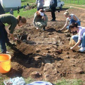 Комини, археолошка ископавања 2007.год.-3