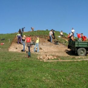 Комини, археолошка ископавања 2007.год.-4
