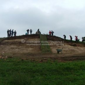 Комини, археолошка ископавања 2007.год.-5