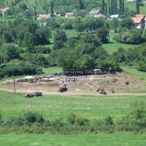Komini, arheološka iskopavanja 2008.god.-2