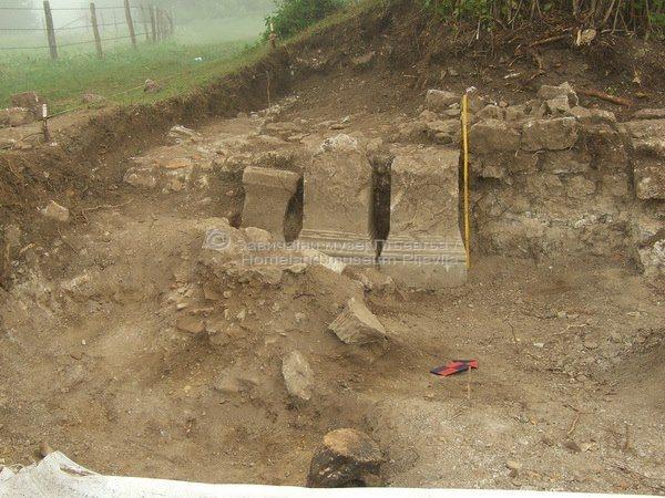 Комини, археолошка ископавања 2008.год.-3