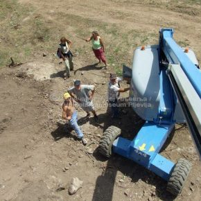 Komini, arheološka iskopavanja 2008.god. 30
