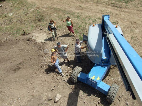 Комини, археолошка ископавања 2008.год. 30