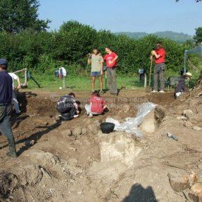 Komini, arheološka iskopavanja 2008.god.-13