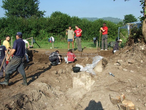 Комини, археолошка ископавања 2008.год.-13