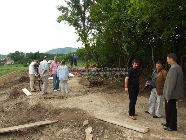 Комини, археолошка ископавања 2008.год.-17
