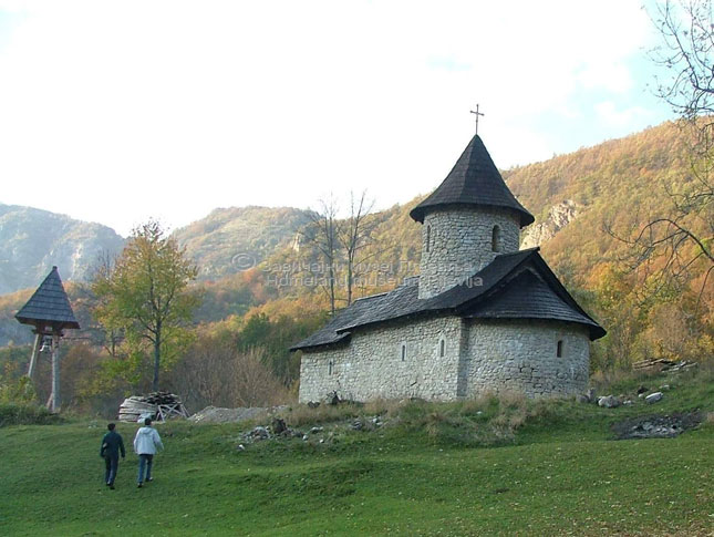 Манастир Довоља ~ ПЉЕВЉА