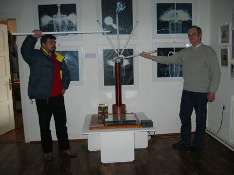 Никола Тесла - Аутобографија изложба 1